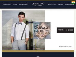 Arrow shopping