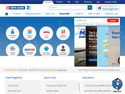 HDFC Giftplus shopping