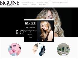 Jean-claude Biguine shopping