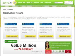 Lotto shopping