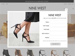 Nine West shopping