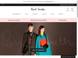 Paul Smith shopping