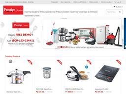 Prestige Smart Kitchen shopping