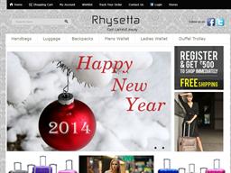 Rhysetta shopping