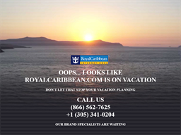 Royal Caribbean Cruises shopping