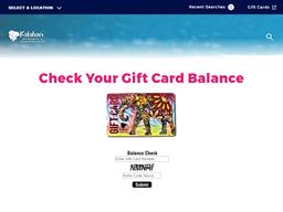 Kalahari Resorts & Conventions gift card purchase