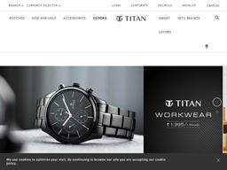 Titan shopping