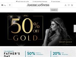 American Swiss shopping