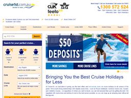 Cruise1st Gift Voucher shopping