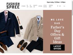 Fashion Spree shopping