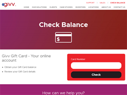 Figtree Grove gift card balance check