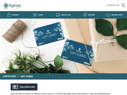 Figtree Grove gift card purchase