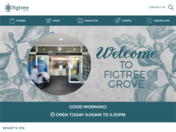 Figtree Grove shopping