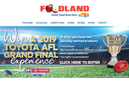 Foodland SA shopping
