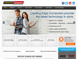 Leading Edge Computers shopping