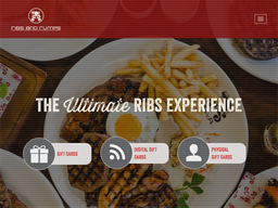 Ribs and Rumps gift card purchase