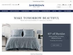 Sheridan shopping