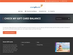 Smart Gift Card gift card purchase