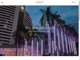 The Star Gold Coast gift card purchase