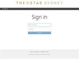 The Star Sydney gift card balance check