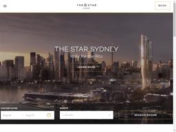 The Star Sydney shopping