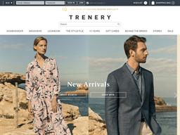 Trenery shopping