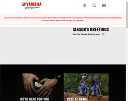 Yamaha shopping