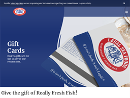 Legal Sea Foods gift card balance check