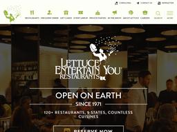 Lettuce Entertain You shopping