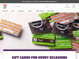 7 Eleven Gift Card gift card purchase