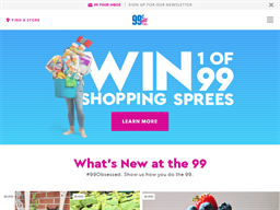 99 Cent Only Store shopping