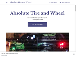 Absolute Tire & Wheel shopping