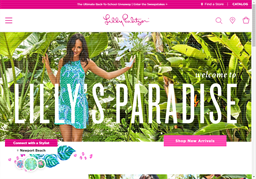 Lilly Pulitzer shopping