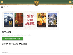 Adventure 16 gift card purchase