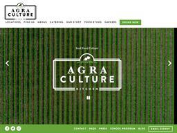 Agra Culture Kitchen & Press shopping