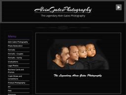Alvin Gates Photography shopping
