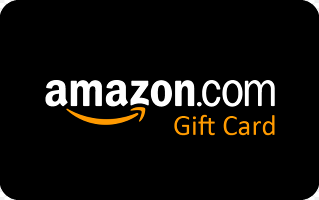Amazon gift card design and art work