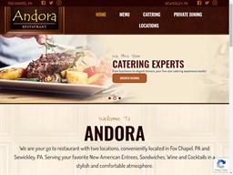 Andora Restaurant shopping