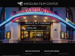 Angelika Film Center shopping