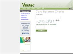 Annie Gunn's gift card balance check