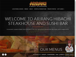 Arirang Hibachi Steakhouse Staten Island shopping