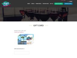 Arnies Restaurants gift card purchase