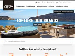 Marriott shopping