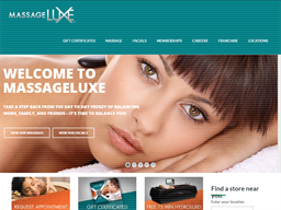 Massage Luxe shopping