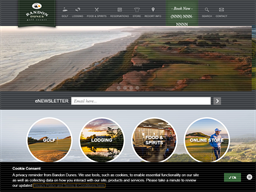 Bandon Dunes Golf Resort shopping