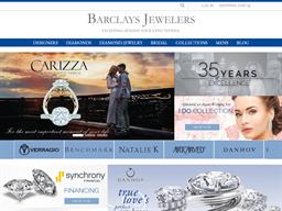 Barclay Jewelers shopping