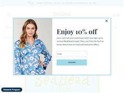 Bedhead Pajamas gift card purchase