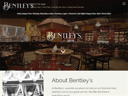 Bentley's Grill gift card purchase