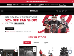 Modell's Sporting Goods shopping