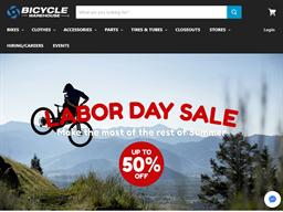Bicycle Warehouse shopping